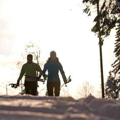 Wandern Im Winter In Bodenmais Winterwanderwege Bayerischer Wald
