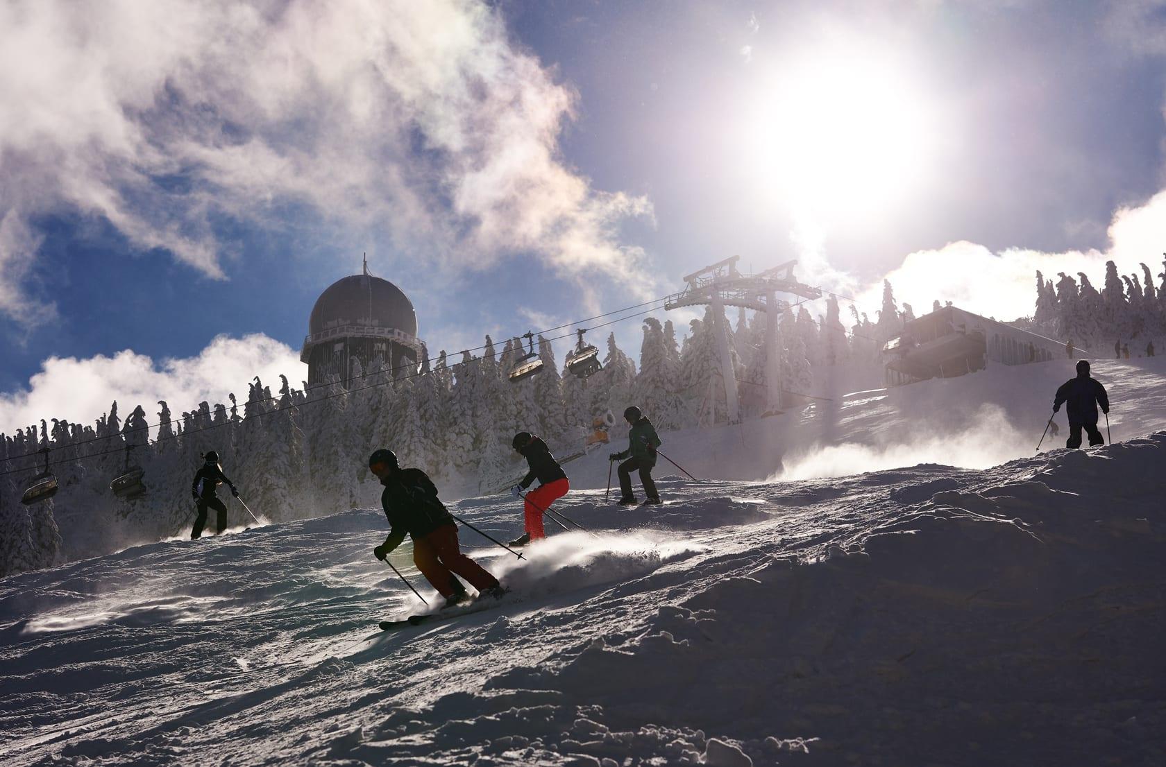 Skifahren In Bodenmais Snowboarden Skigebiete Winterurlaub