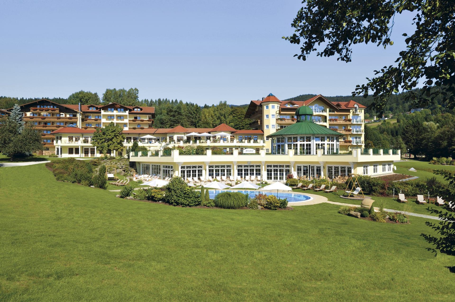 Wellness hotel bayerischer wald bayern hotel mooshof for Designhotel bayerischer wald