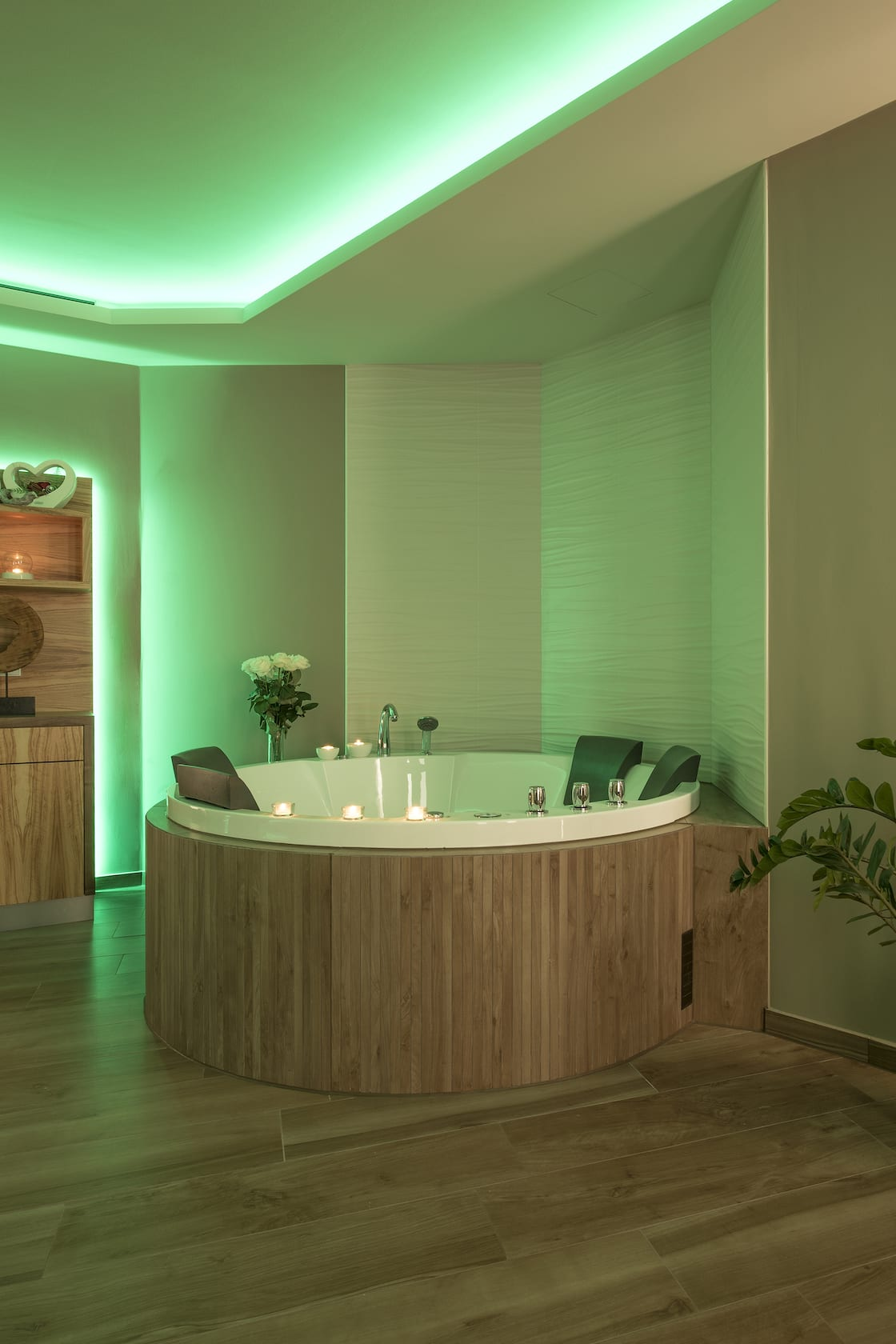 Private-Spa-Suite SPA & Wellnessresort Mooshof Bodenmais ...