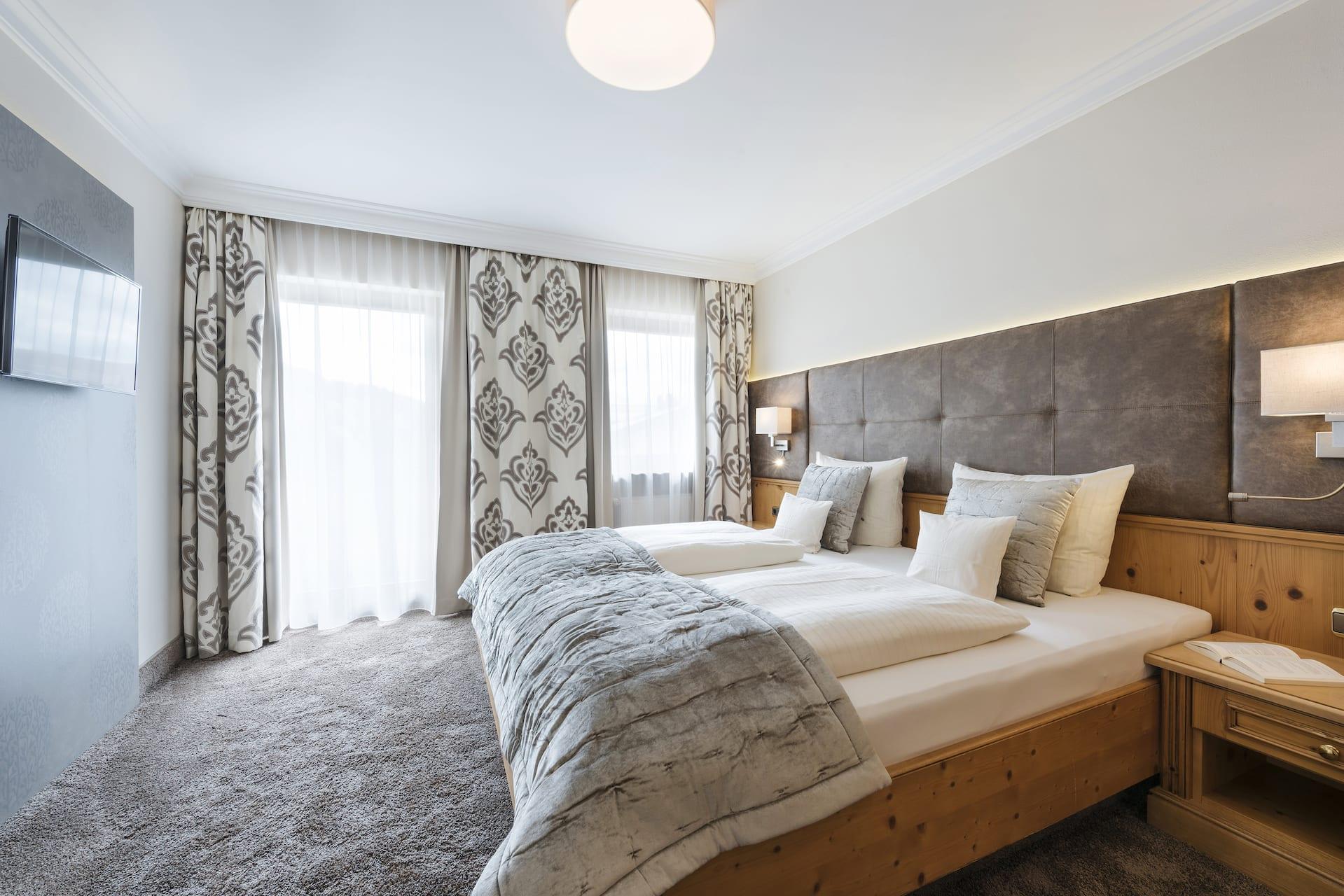 juniorsuite - hotel mooshof bodenmais wellnesshotel bayerischer, Schlafzimmer entwurf