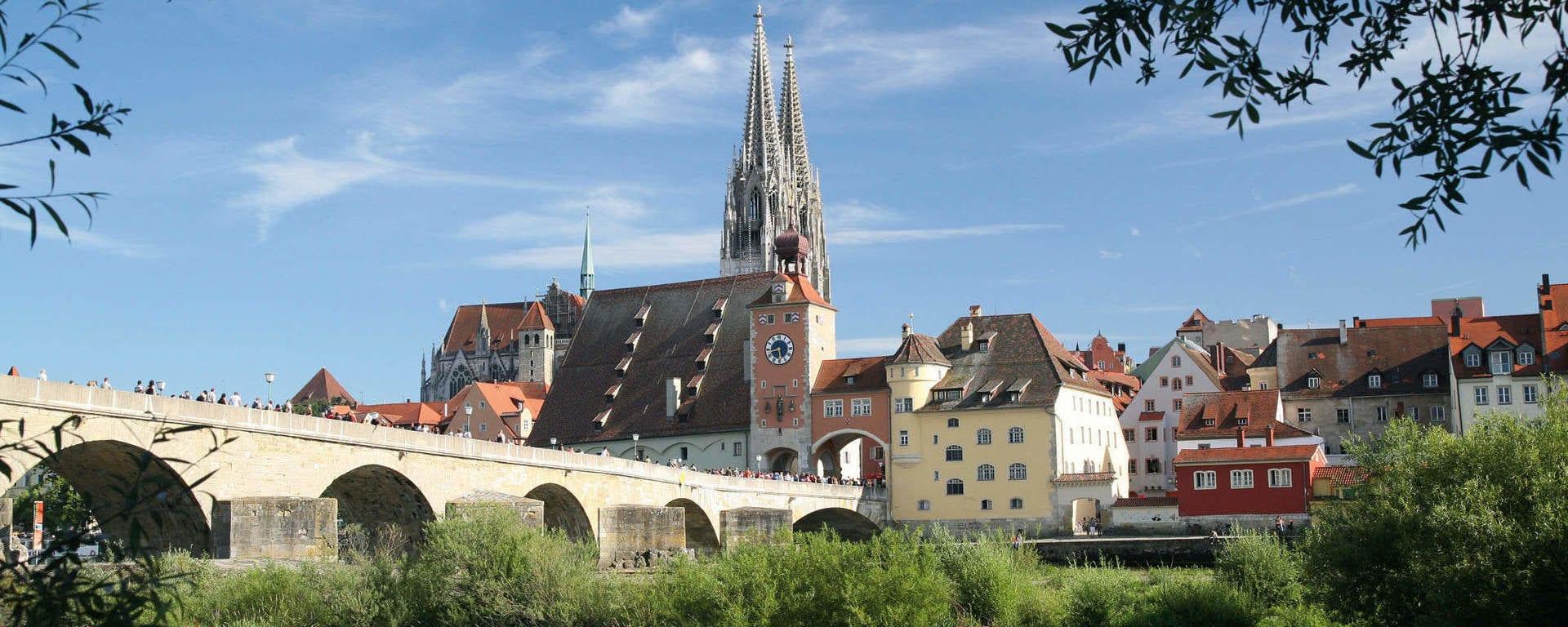 Regensburg niederbayern kultur unesco welterbestadt - Mobelhauser regensburg umgebung ...