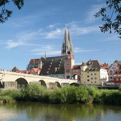Regensburg Niederbayern Kultur UNESCO Welterbestadt ...